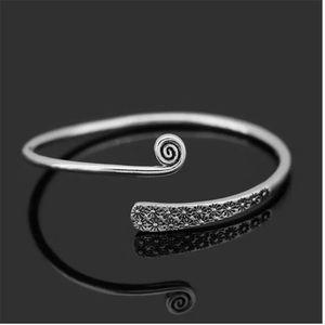 sterling silver boho bracelet